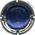 JOANNES-LIOTE n°02 bleu et métal