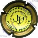 PERRIER Joseph n°74 or foncé centre jaune