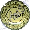 HERARD Paul n°11 crème et or brillant