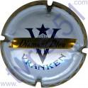 Vranken n°22 quart diamant bleu