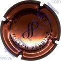 PERRIER Joseph n°88c rosé et noir