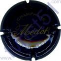 MEDOT n°04 bleu et or
