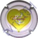 VENDEVILLE V. n°01 fond rose