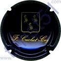 CUCHET-CEZ n°08 bleu métal