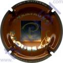 PAQUES & FILS n°04 marron et métal