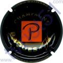PAQUES & FILS n°05 noir et orange