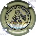 PASCAL-POUDRAS n°07 crème et noir