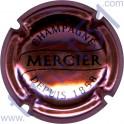MERCIER n°30 rosé et noir