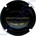 JUILLET-LALLEMENT n°10c noir mat et or