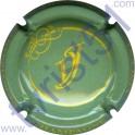 JOUDART Vincent n°06c vert pâle et jaune