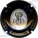 ROEDERER Louis n°115c contour marron métallisé