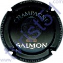 SALMON n°24a noir et argent Meunier