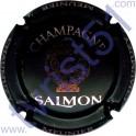 SALMON n°24 noir et rosé Meunier