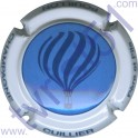 CUILLIER P. & F. n°33b fond bleu