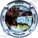DOURY Philippe n°116 Pouillon Village fleuri