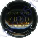 LEGRAS Fred : noir et or