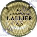 LALLIER n°32 fond crème