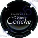 COUCHE Vincent n°05 noir et argent