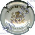 PIPER-HEIDSIECK n°134c beige et or