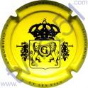 GUIBORAT M. & FILS n°15l jaune et noir