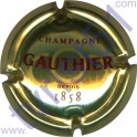 GAUTHIER n°05 or et marron 32mm