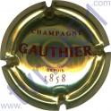 GAUTHIER n°05 or et marron 32mm
