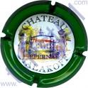 MALAKOFF : contour vert foncé petit cercle