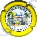 MALAKOFF : contour jaune petit cercle