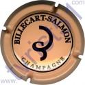 BILLECART-SALMON n°54 jéroboam saumon et noir