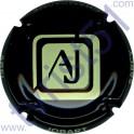JOBART Abel n°14 noir et crème