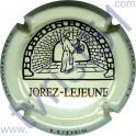 JOREZ-LEJEUNE n°23 crème pâle et noir