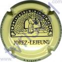JOREZ-LEJEUNE n°24 crème et noir