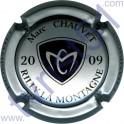 CHAUVET Marc n°22a millésime 2009 argent