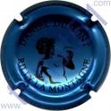 DUMONT Daniel n°05f bleu métal et noir