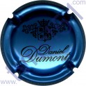 DUMONT Daniel : bleu métal et noir