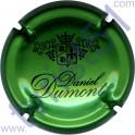 DUMONT Daniel : vert métal et noir