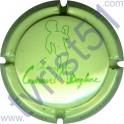 COUVREUR-DEGLAIRE n°01a vert pâle et vert