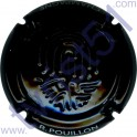 POUILLON R. & Fils n°09a estampée noir
