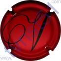 VILMART & Cie n°35a rouge mat et noir