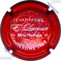 LACOUR E n°11d rouge et blanc 2009
