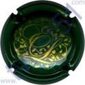 LACOUR E n°14d vert et or
