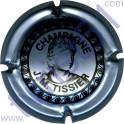 TISSIER J.M. n°06 gris-bleuté