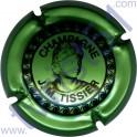 TISSIER J.M. n°08a vert métallisé