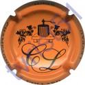 COLLARD-LEVEAU : abricot et noir