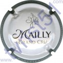 MAILLY-CHAMPAGNE n°19a contour gris