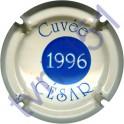 COUTELAS David n°04a César 1996 crème pâle