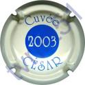 COUTELAS David n°10 César 2003