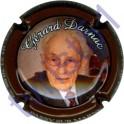 DARNAC Gérard n°35 contour marron