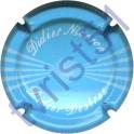 DESTREZ Didier n°23 bleu pâle et blanc