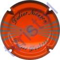 DESTREZ Didier n°26 orange et noir